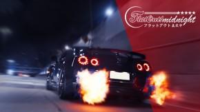 FlatOut Midnight: o Nissan GT-R de Renne é uma máquina de backfires e chamas longas no escape!