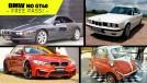 Semana BMW nos Classificados GT40: todos os bimmers anunciam de graça até terça-feira que vem