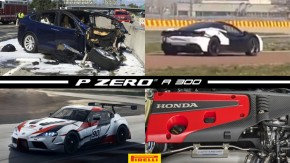 Tesla Autopilot envolvido em outro acidente fatal, Ferrari híbrida flagrada em testes, Supra terá somente câmbio de dupla embreagem e mais!