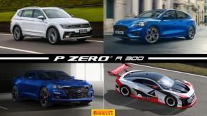 Novo Tiguan já está a vendapor R$ 125.000, Ford apresenta o novo Focus, Chevrolet Camaro ganha novo visual e mais!