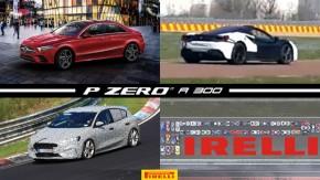 Mercedes apresenta sedã do Classe A, Ferrari híbrida terá modo 100% elétrico, Focus ST usará motor do Mustang e do RS e mais!