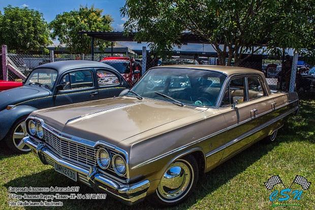1.Chevrolet Impala 1964 -2