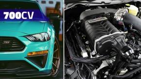 Novo kit supercharger Phase 1 da Roush dá mais de 700 cv ao Mustang GT 2018