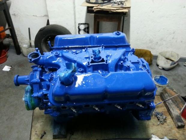 9. V8 302 pronto
