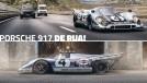 Este cara comprou um Porsche 917 e o transformou em seu superesportivo de rua