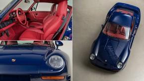 Como transformar o Porsche 959 em um supercarro de 800 cv? A Canepa responde