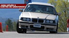 Como calcular a altura do centro de gravidade do seu carro?