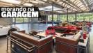 Você moraria em uma garagem de luxo com espaço para 25 carros? Por R$ 33 milhões você pode!