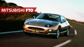 Mitsubishi FTO: o cupê esportivo esquecido (com motor V6 2.0!) de Gran Turismo