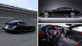 Maybach Exelero: a história do supercarro de 8 milhões de dólares… feito para testar pneus