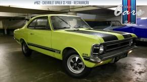 Project Cars #462: a história do meu Chevrolet Opala SS 4100 1972