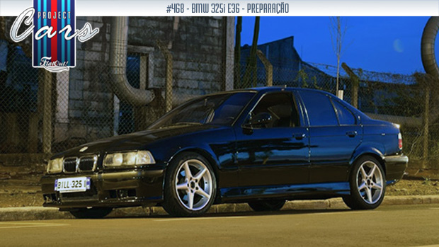 Project Cars #468: a história do meu BMW 325i E36… comprado sem motor!