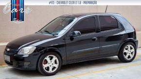 Celtanás: a história do meu Celta LT 1.8 o Project Cars #473