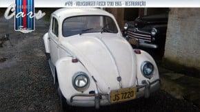 "Project Cars #479: a história do meu Fusca 1200 1965 ""Barnfind"""