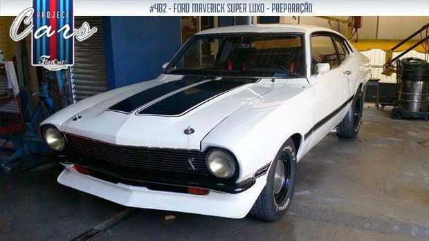 Project Cars #482: a história do meu Maverick Super Luxo V8