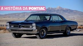Pontiac: a história da fabricante que inventou o muscle car – parte 1