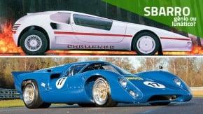 Dos carros de Le Mans aos conceitos bizarros: a excêntrica história da Sbarro