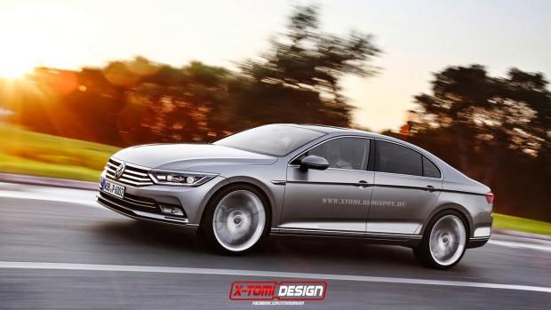 Volkswagen Passat CC2
