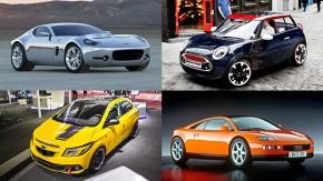 Os carros conceito mais legais… que nunca viraram realidade – parte 1