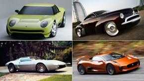 Os carros conceito mais legais… que nunca viraram realidade – parte 2