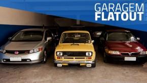 Garagem Flatout #1: conheça a garagem do leitor Rodrigo Kinoshita