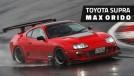 O incrível Toyota Supra de 625 cv de Max Orido, piloto e apresentador de <i>Hot Version</i>