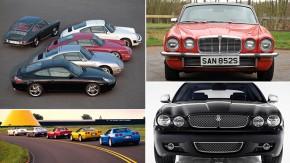 Identidade: os carros que conservaram por décadas a essência de seu design – parte 1