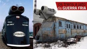 Black Beetle e SVL:quando EUA e União Soviética decidiram fazer trens movidos a jato