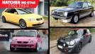 Semana dos hatches no GT40: todos com esta carroceria anunciam de graça até sexta que vem!