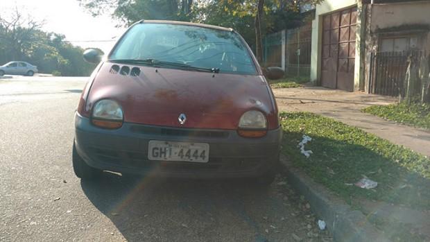 001 - Primeira vez que vi o carro