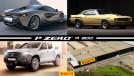 McLaren terá loja em São Paulo, Mercedes Classe X terá versão espartana no Brasil, Camaro Yenko clássico voltará a ser produzido e mais!