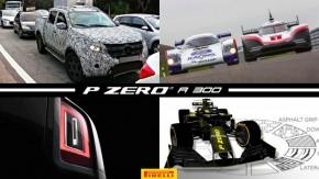 Picape Mercedes em testes no Brasil, Porsche 956C correrá ao lado do 919 Evo em Nürburgring, a volta do Lotus Esprit e mais!