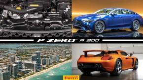 Fiat apresenta novos motores turbo, Fórmula 1 irá correr em Miami em 2019, Mercedes-AMG está preparando GT 73 AMG de 815 cv e mais!