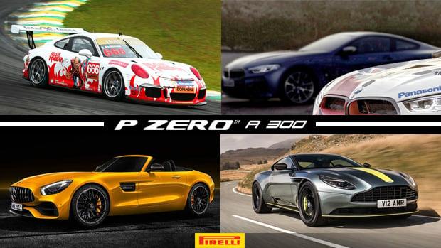 BMW mostra o novo Série 8, Bruce Dickinson (sim, do Iron Maiden) de Porsche em Interlagos, Mercedes-AMG GT ganha mais uma versão roadster e mais!