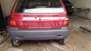 045 - Quando foi a última vez que você viu um Twingo sem placa