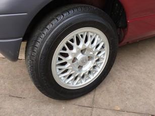 130 - Mais uma da roda finalizada
