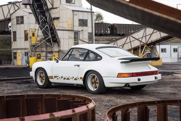 1974-Porsche-911-Carrera-RS-rear-three-quarters
