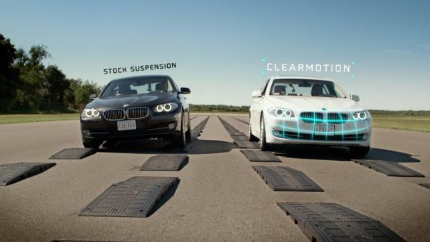 A suspensão adaptativa da Bose está de volta – e pronta para ser lançada no ano que vem