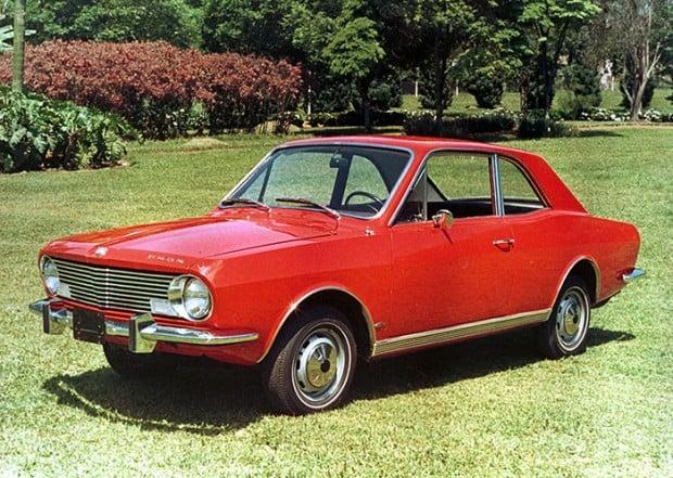 Ford Brasil Ltda Corcel I e II