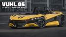 Vuhl 05: um carro de track day feito no México | Lasanhas sem Fronteiras