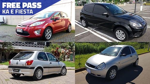Semana Ford Ka E Fiesta No Gt Todas As Versoes Destes Modelos Anunciam De Graca