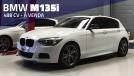 """Este BMW M135i  é um """"sleeper"""" com motor preparado de 488 cv – e está à venda"""