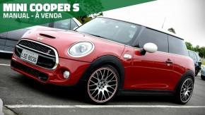 À venda: um raro Mini Cooper S 2.0 turbo com câmbio manual – e algumas melhorias