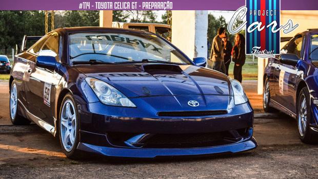 Project Cars #114: consegui o melhor tempo do Time Attack com meu Toyota Celica!