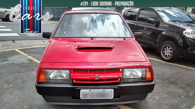 Projektov Kars #134: completando a montagem do meu Lada Samara