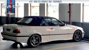 Project Cars #471: a história do meu BMW 325i Cabriolet E36