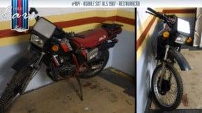 Aletta Rossa: a história da minha Agrale SXT 16.5 1987, o Project Bikes #484