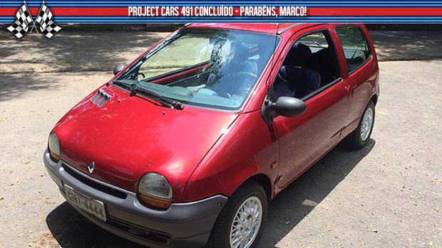 Project Cars #491:Pequenas decepções, um belo upgrade e a conclusão do meu Renault Twingo