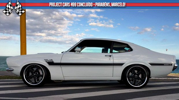 Project Cars #499: a história do meu Maverick 363 stroker com um toque do Chip Foose – e 600 cv!