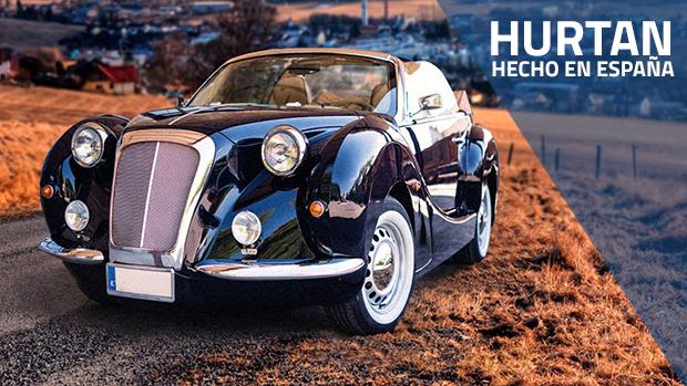 Hurtan: os curiosos carros retrô artesanais feitos na Espanha | Lasanhas sem Fronteiras